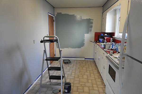 Remodeling before home sales