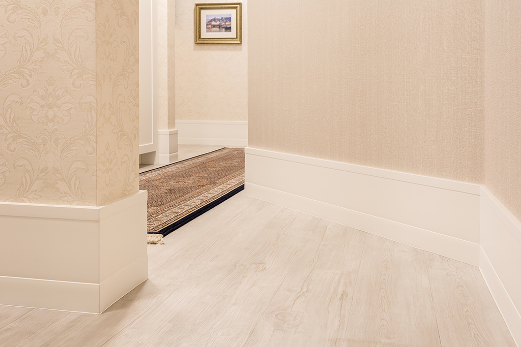 Baseboards For Vinyl Flooring Santa