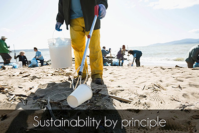 Santa Luzia - Sustainability by principle
