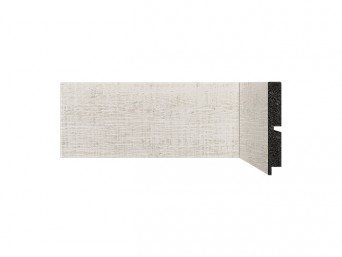 Baseboard - 3454 Base/White Patina