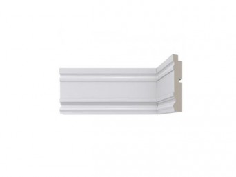 Crown Moulding - 444 Crown/White