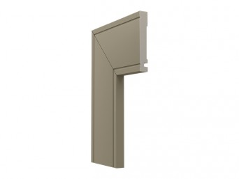 Door Casing - 517 Casing/Titanium Gray