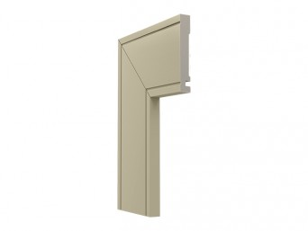 Door Casing - 517 Casing/Glacial Gray