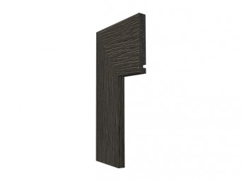 Door Casing - 3454 Casing/Ebony